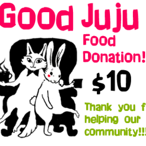 Donation juju