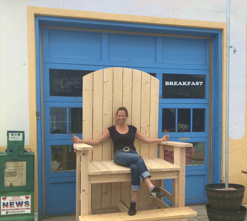 Ashli Campbell Big Chair